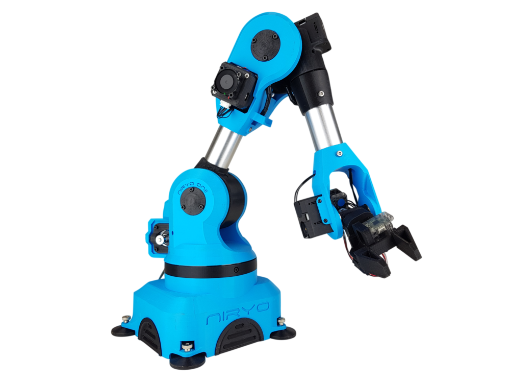 Niryo One – 6-Axis Robotic Arm for Education