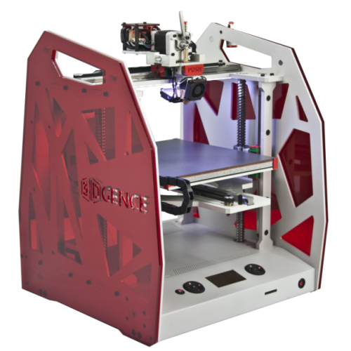 3D Printer with Auto Calibration and Auto Compensation
