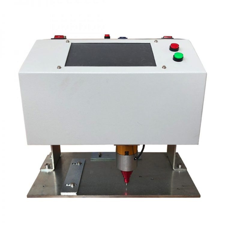 Metal Tag Engraving Machine For Engrave Metal Tags Such As Stainless Steel and Brass