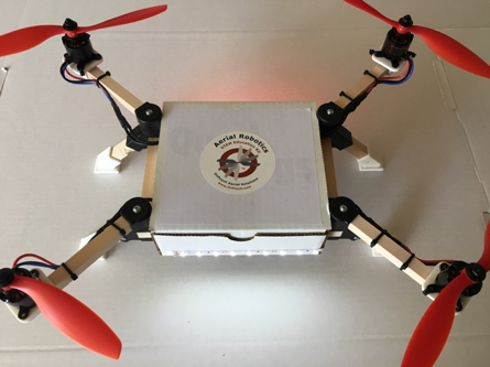 Deluxe STEM-Box Drone Education Kit