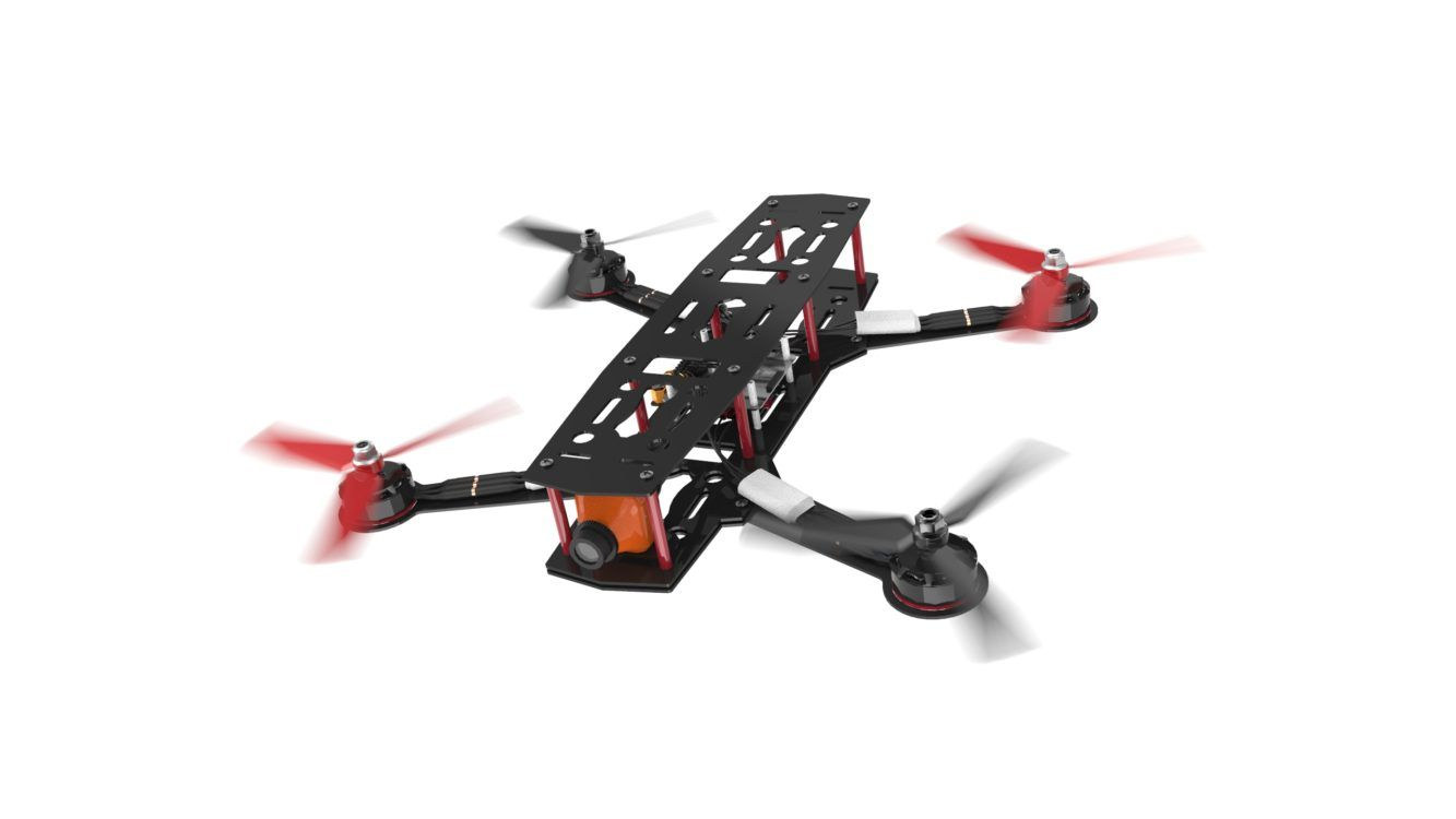 Beagle Drone Racing STEM Kit for School Teams and Learning