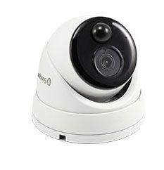 4K Ultra HD Thermal Sensing Dome IP Security Camera - NHD-888MSD