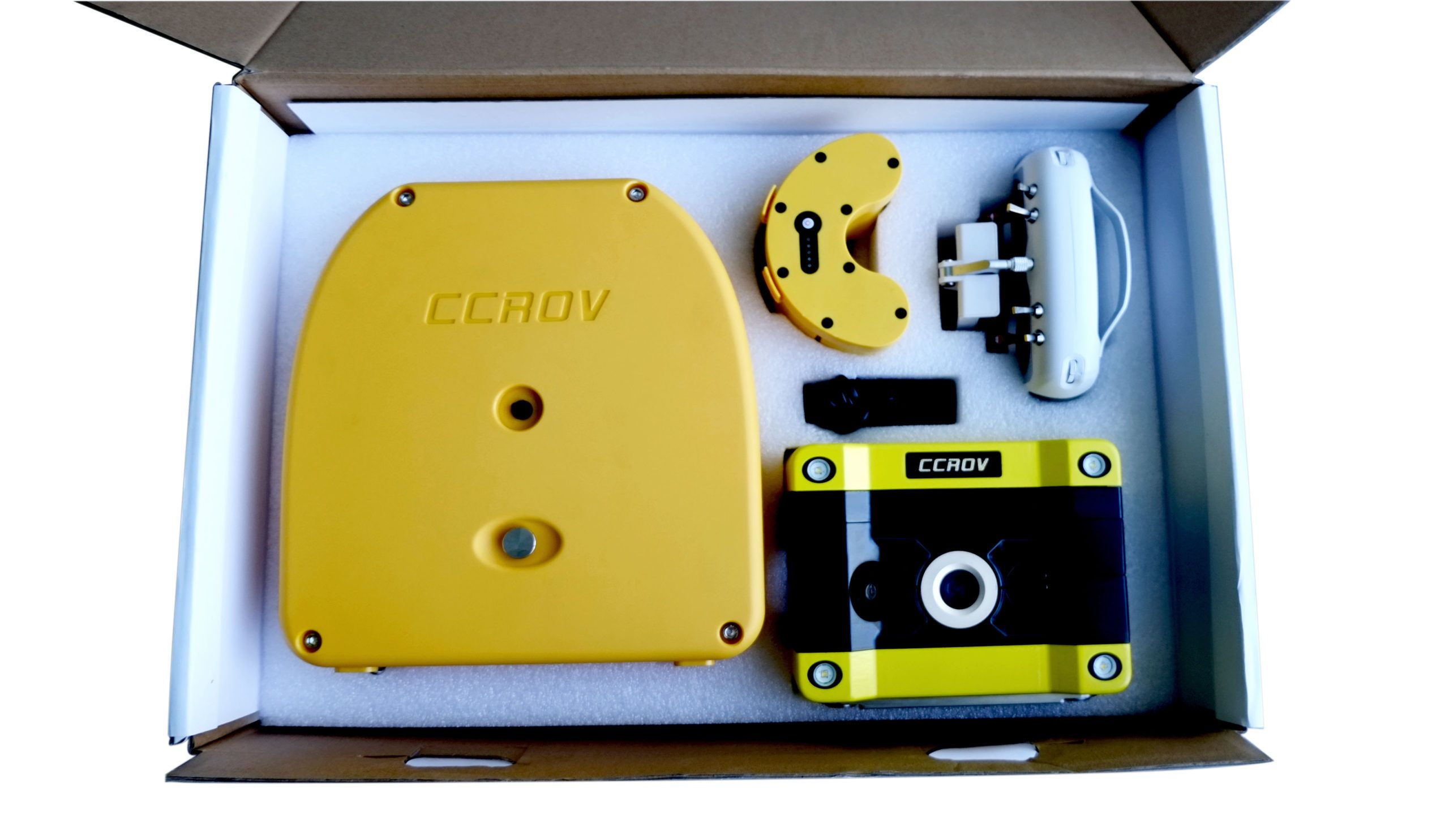 4K Underwater Drone ROV with 95m cable
