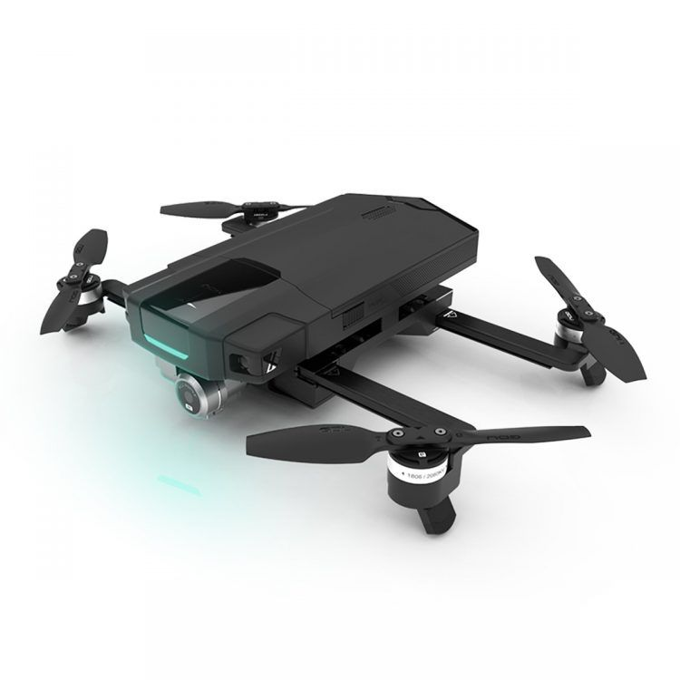 Drone with Vision Recognition Feature, Positioning Technology and Follow Me Mode