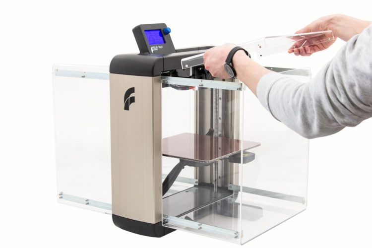 FELIX Pro 3 Touch Dual Extruder 3D Printer With Covers