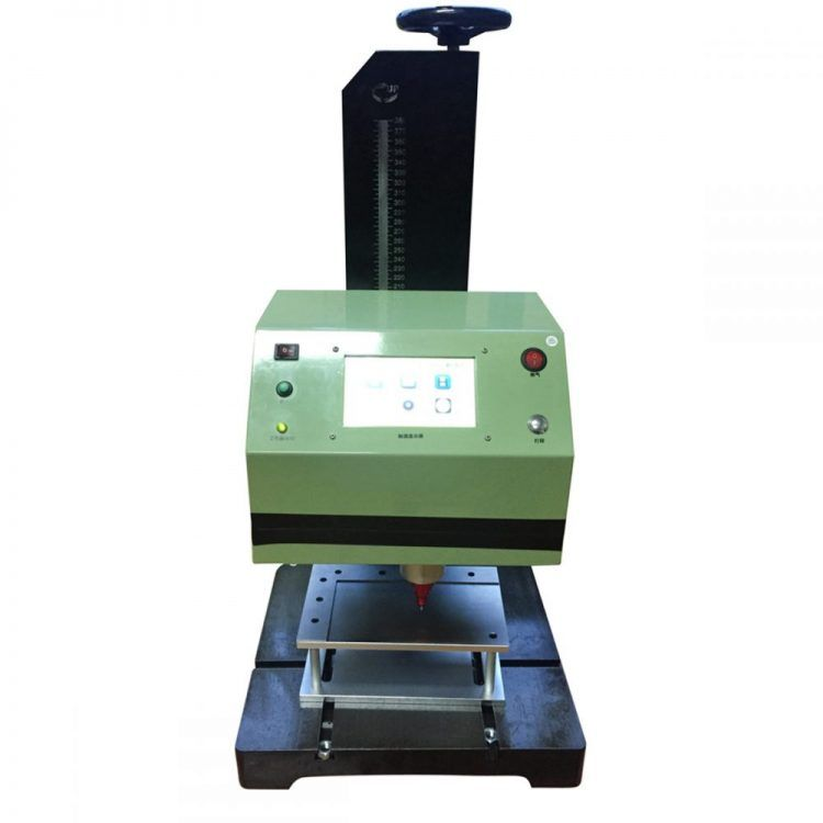 High-end CNC Metal Engraving Machine with Stable Table Top Dot Peen Marking Machine