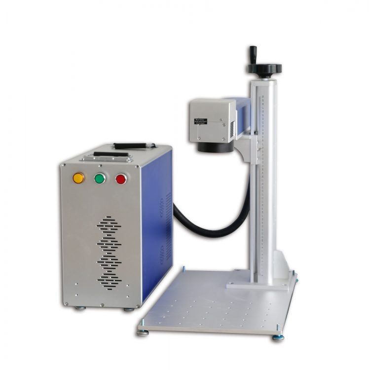 Premium Fiber Laser Marking Machine Parts Marking System for Metal Mark or Engrave