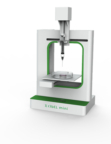 r3bEL Mini BioPrinter