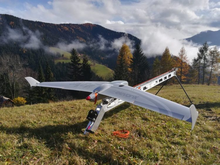 SkyEye Delta – Modular UAV Solution