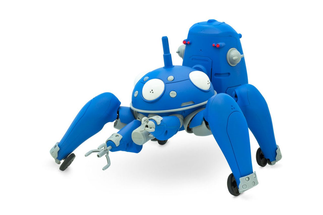 Spider Robot with Natural Conversation and Image Recognition