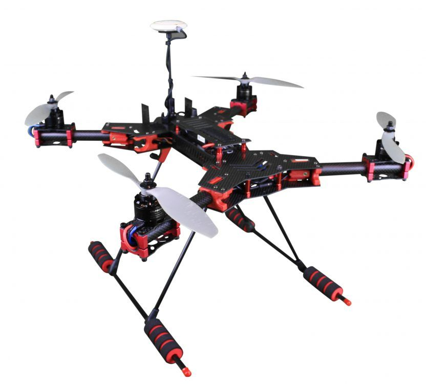 STEM Dragon – A Build and Fly STEM Drone Kit
