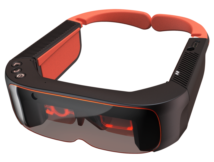 ThirdEye X2 Mixed Reality Smart Glasses