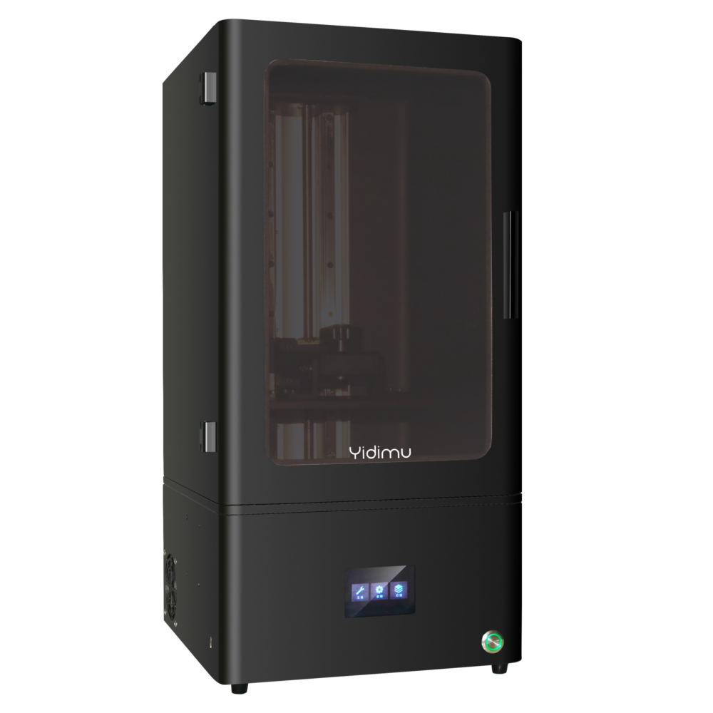 Yidimu Falcon Pro 10.1″ 2K LCD Screen UV Resin 3D Printer for Toys, Dental, Jewelry and Prototyping