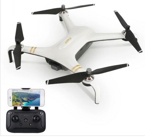 JJRC X7P SMART 5G WiFi FPV GPS Drone with 4K Camera and Bag 2-Axis Gimbal Quadcopter