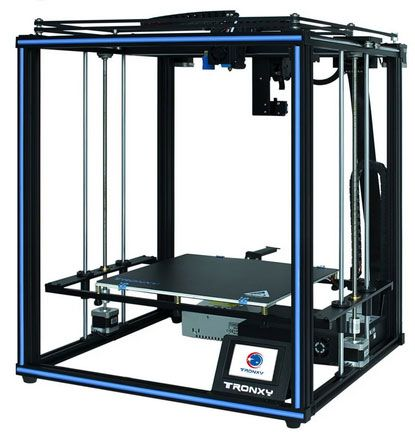 TRONXY S5SA PRO High Precision 3D Printer DIY Kit