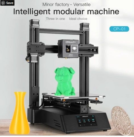 Creality 3D CP-01 3 in 1 3D Printer